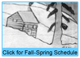 Art Classes Fall and Spring Schedules